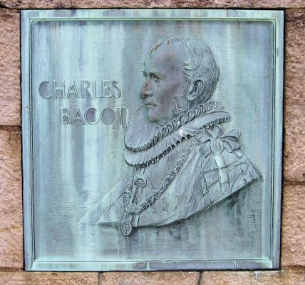 Plaque to Charles Bagot, British diplomat, at Old Fort Niagara source =