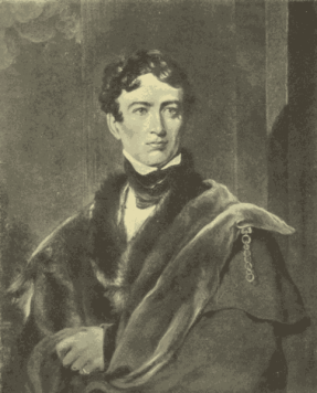THE EARL OF DURHAM, After the painting by Sir Thomas Lawrence source = http://www.gutenberg.ca/ebooks/macmechan-winning/macmechan-winning-00-h-dir/macmechan-winning-00-h.html#CHAPTER_I