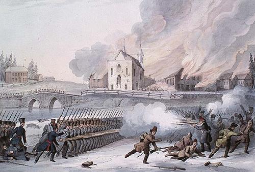 battle of St Eustache